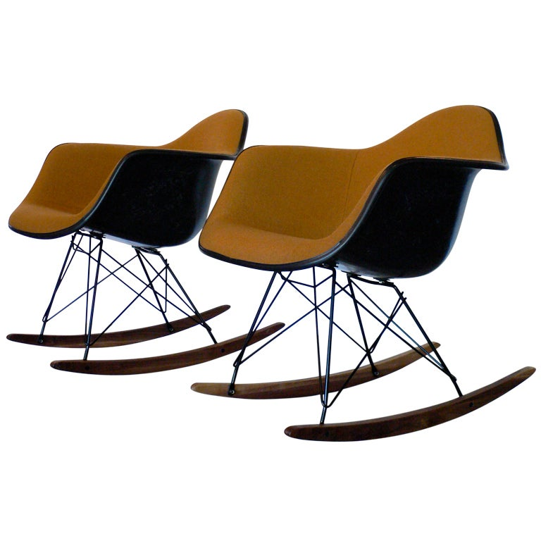 Herman miller shell chairs at 1stdibs