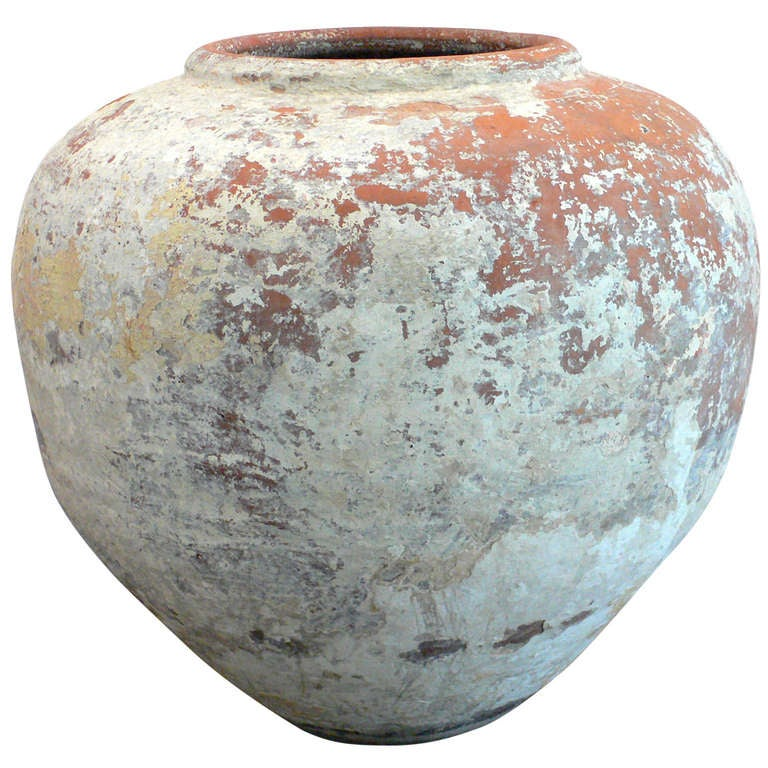 18th C Ceramic Cistern At 1stdibs