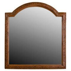 Cherry Wood (bois De Sainte-lucie), Dressing Mirror
