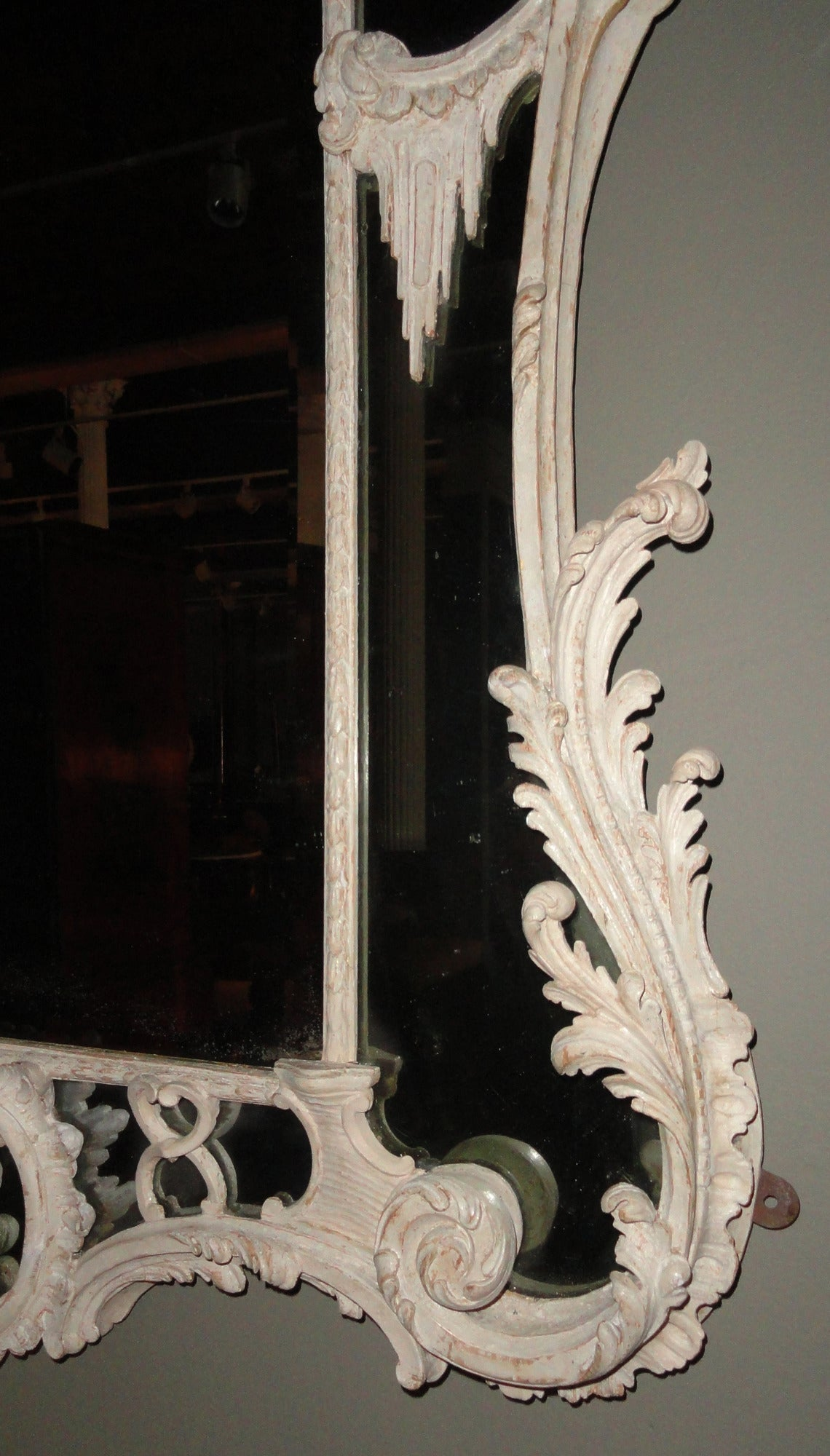 Superb Pair of George II Mirrors in the Manner of John Linnell 6