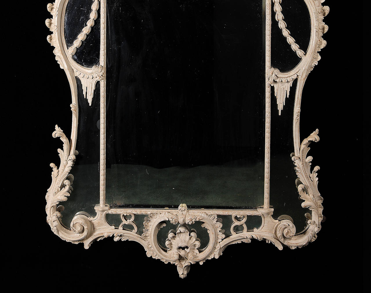 Superb Pair of George II Mirrors in the Manner of John Linnell 5