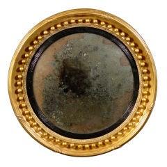 A Regency Convex Mirror