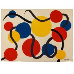 Alexander Calder Aubusson Tapestry