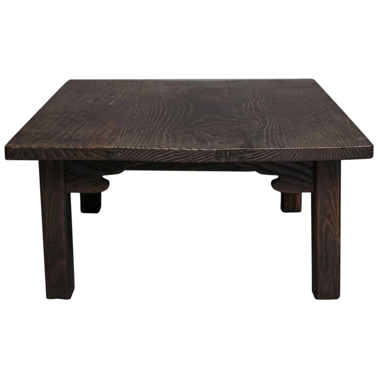 Sugi Cedar Table For Sale At 1stdibs