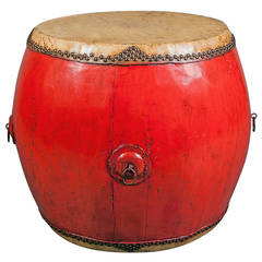 Red Lacquer Drum