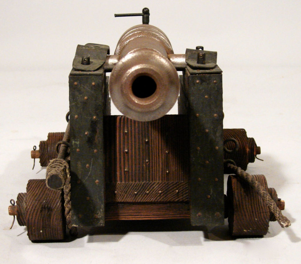 Antique Signal Cannon – Daily Motivational Quotes