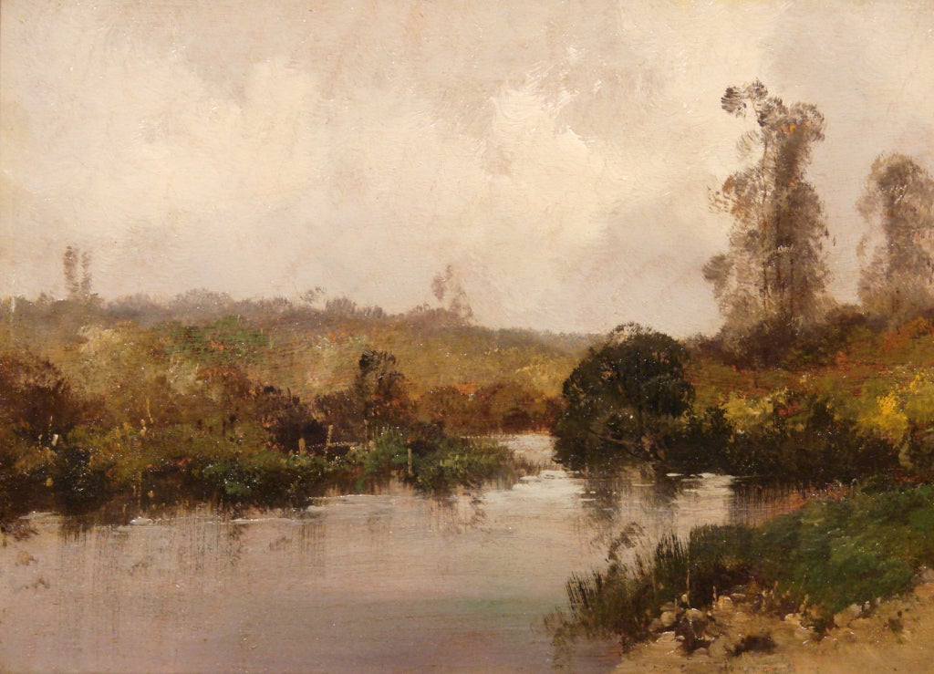 Pair of French Oil on Boards by Eugene Galien-Laloue 1