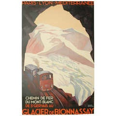 Original Broders Travel Poster