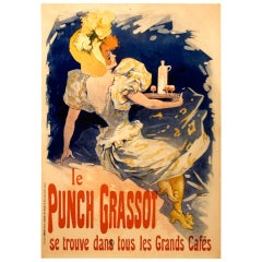 French Food & Drink Poster
