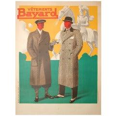 Original Art Deco Advertisement