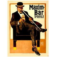 Original Pre-War Poster