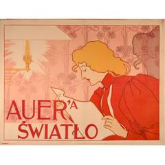 Vintage Austrian Poster