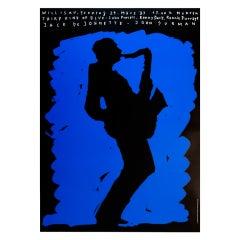 Original Jazz Concert  Poster