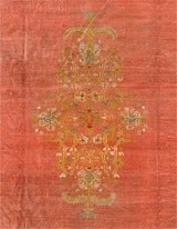 Antique Oushak Rug image 3