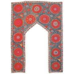 Uzbek Embroidery Door Surround