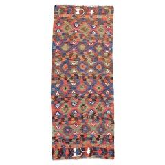 Turkish D 246 şemealtı Rug For Sale At 1stdibs
