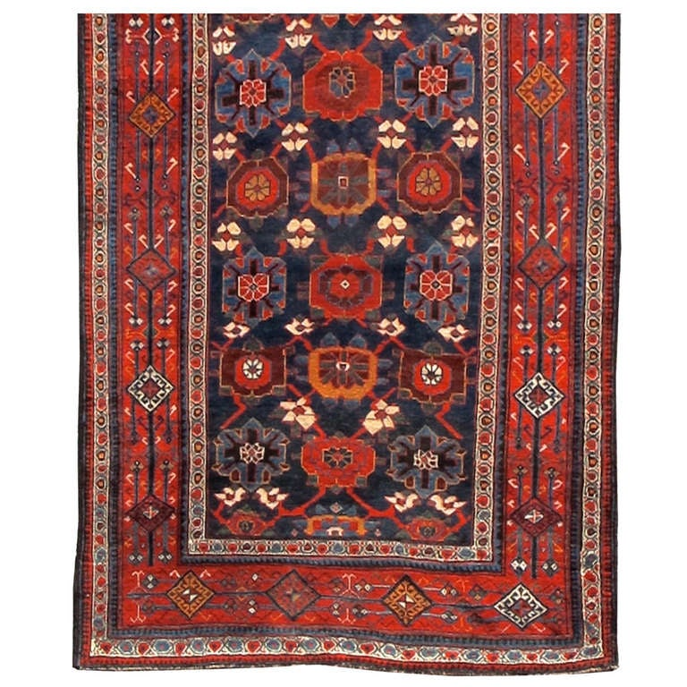 Finely Woven Luri Long Rug