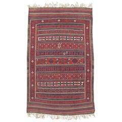 Baluch Flat-Weave Rug