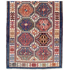 Antique Akstafa Runner
