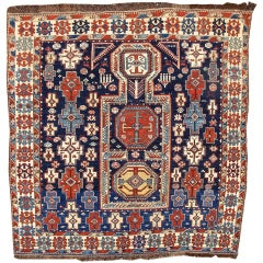 Antique Kuba Prayer Rug