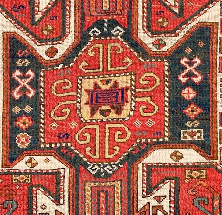 East Anatolian Long Rug In Good Condition For Sale In Oakland, CA