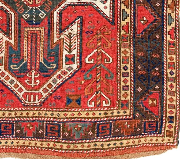 Wool East Anatolian Long Rug For Sale