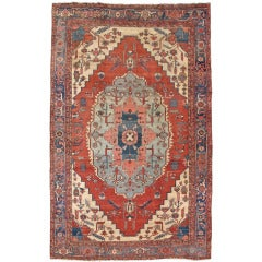 Persian Serapi Carpet