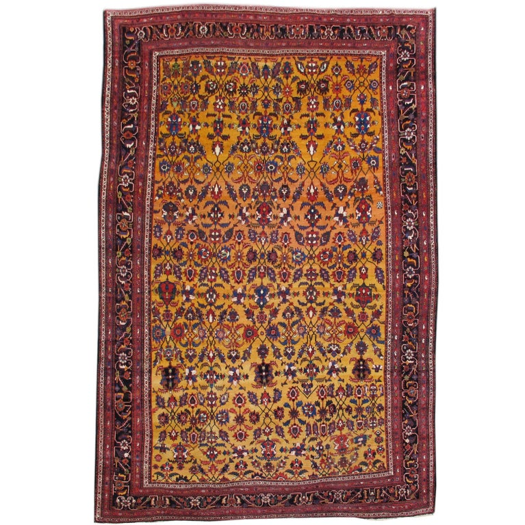 how to clean persian carpets at home