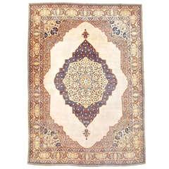 Elegant Tabriz Carpet
