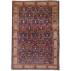 Fereghan Sarouk Garden Carpet