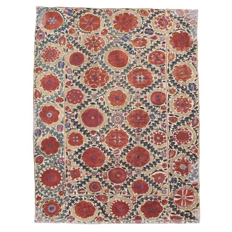 Antique Suzani Textile