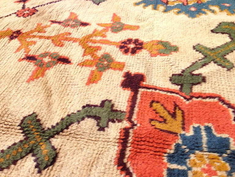 Classic Oushak Rug For Sale At 1stdibs