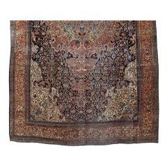 19th Century Fereghan Sarouk Carpet
