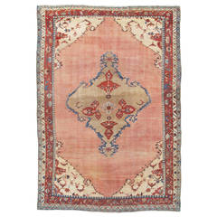 Rare 'Proto' Serapi Carpet