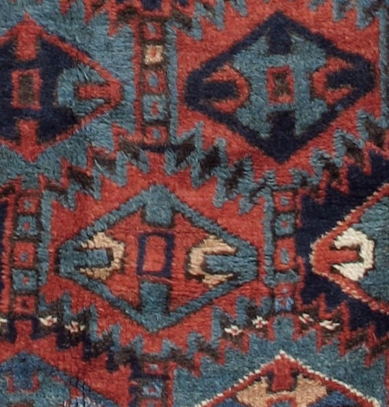 Antique Kurdish Rug image 2