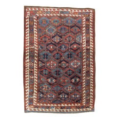 Antique Kurdish Rug thumbnail 1