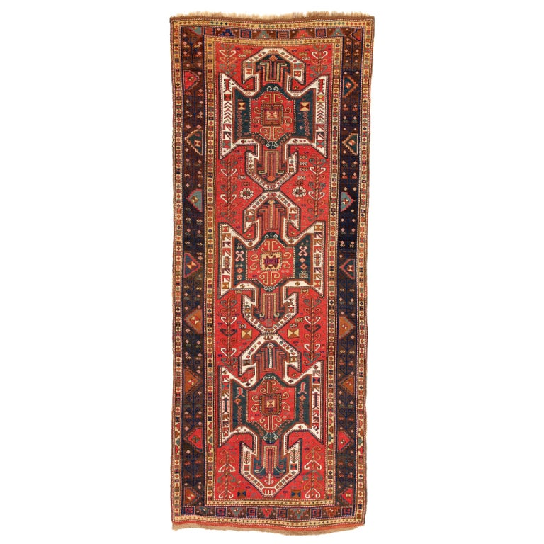 East Anatolian Long Rug For Sale