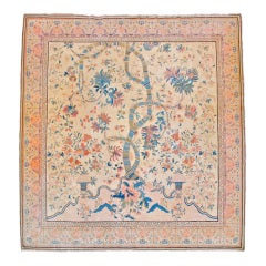 Early 20th Century Fette Rug