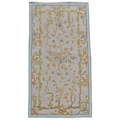 Early 20th century  Aubsusson Carpet in muted hues