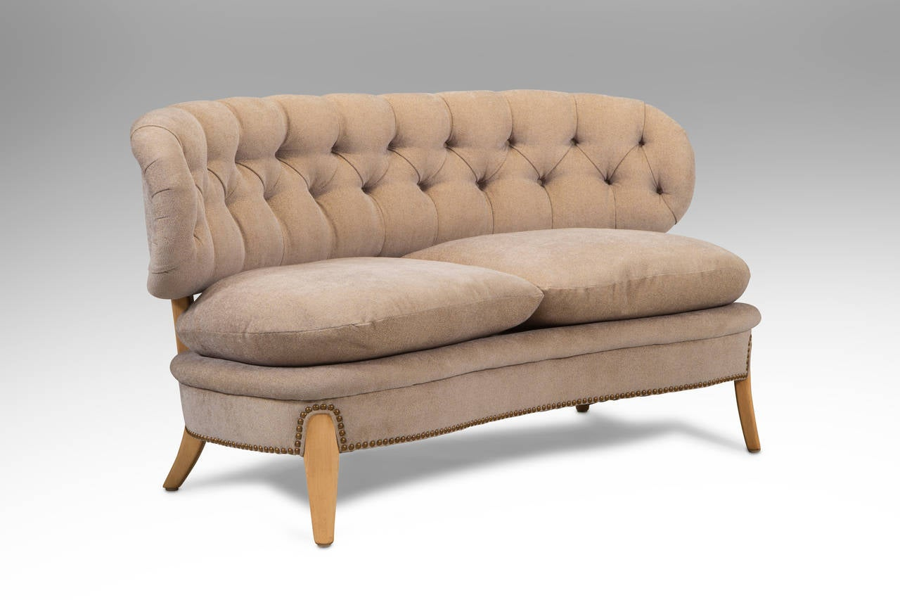 ... Jio Mobler: A Rare Beech and Upholstered Sofas is no longer available