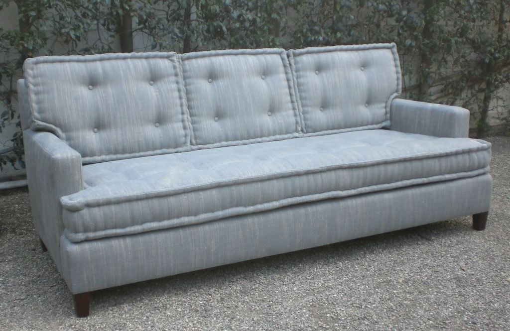 square arm andrew sofa at 1stdibs