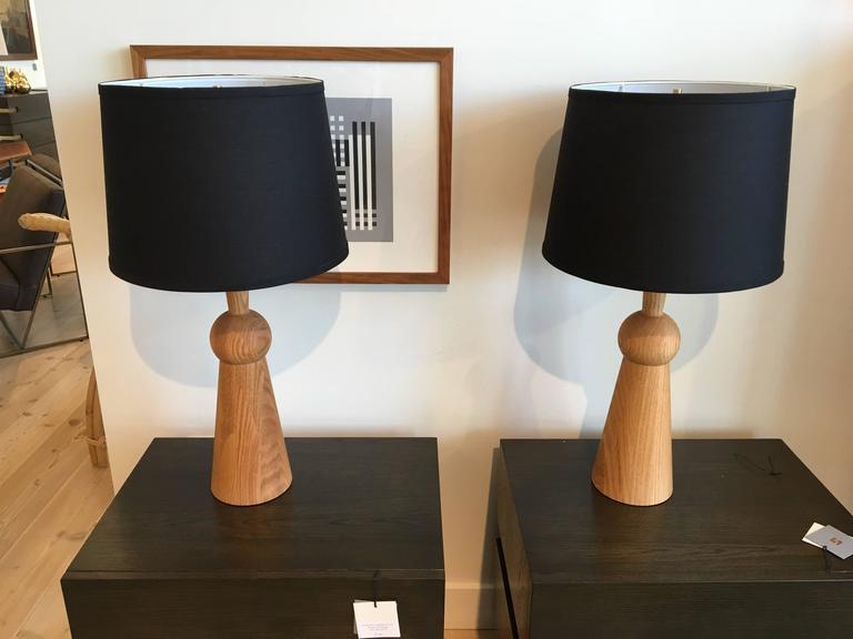 Bella Skirt Lamps 1