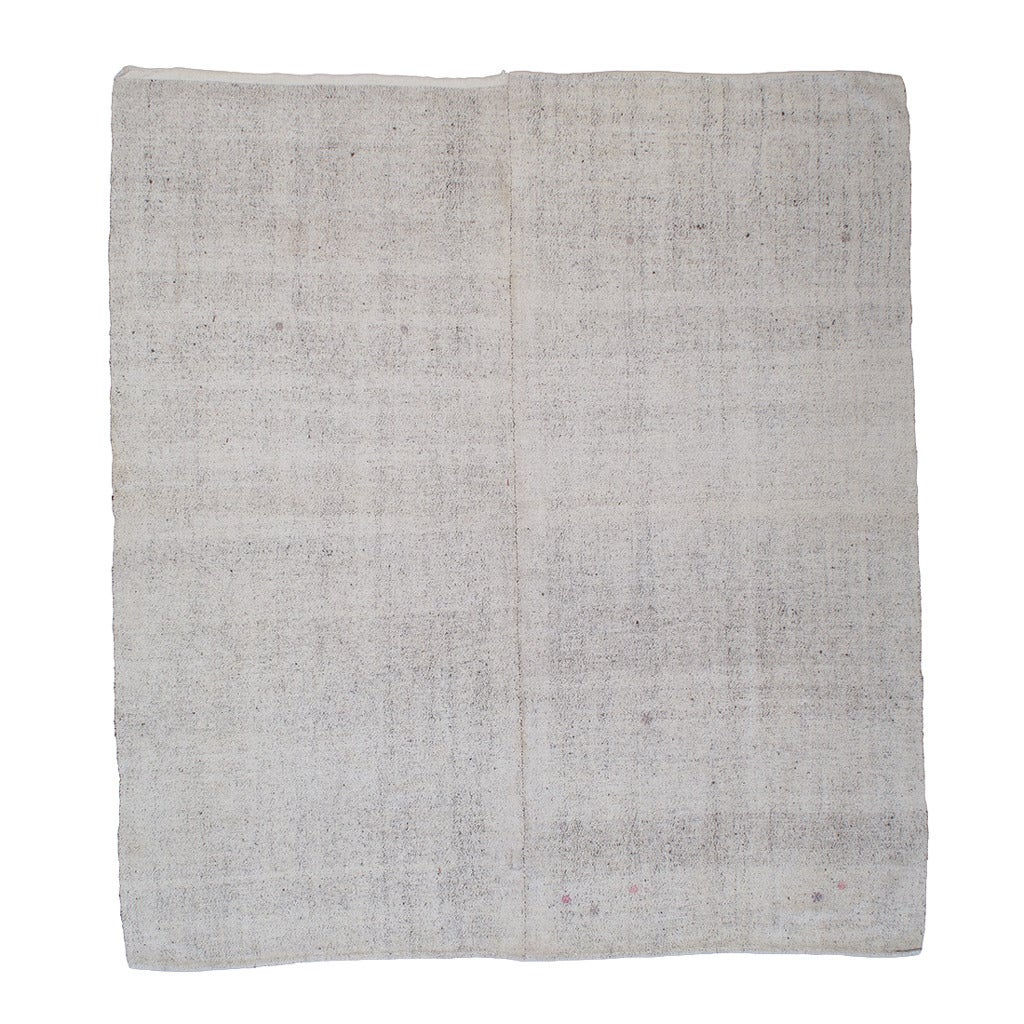 Cotton And Goat Hair Kilim At 1stdibs