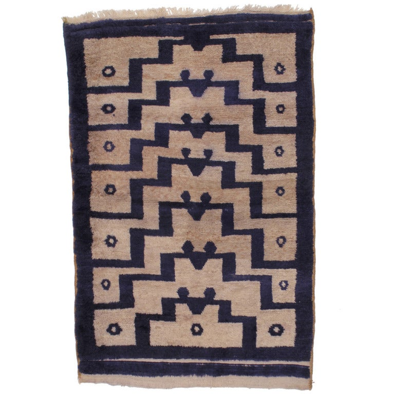 """Tulu"" Rug with Ascending Arches For Sale"