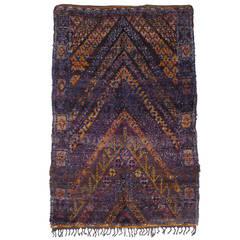 Beni Mguild Moroccan Berber Rug
