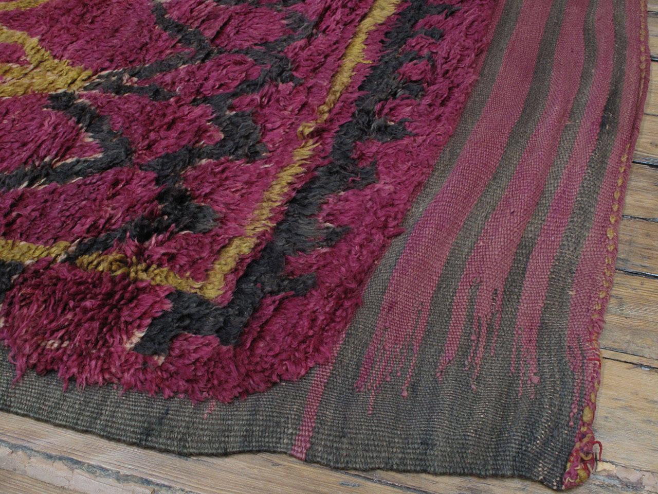 Ait Bou Ichaouen Moroccan Berber Carpet For Sale 1