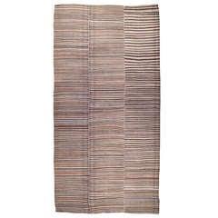 Striped Kilim Rug