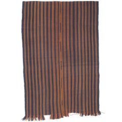 Tribal Cover With Vertical Bands