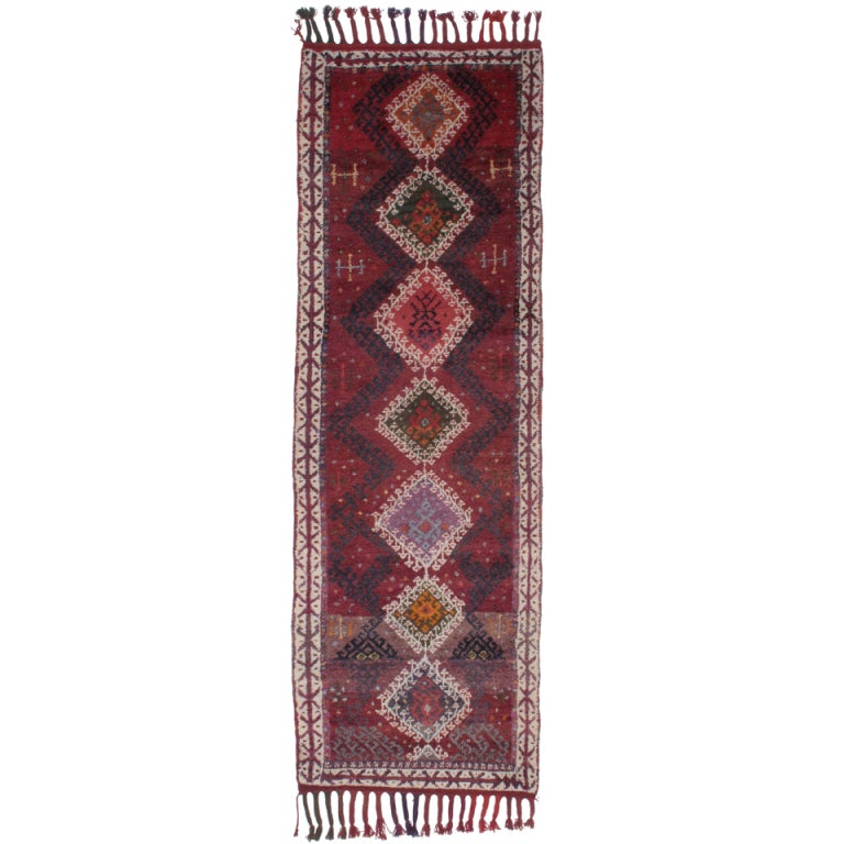 Herki Long Rug For Sale At 1stdibs