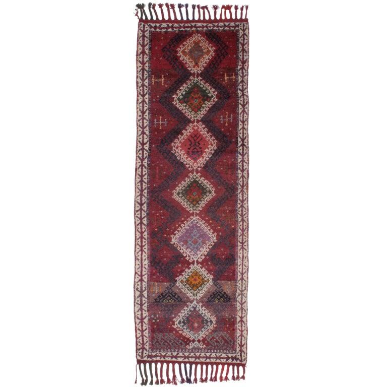 Herki Long Rug For Sale At 1stdibs